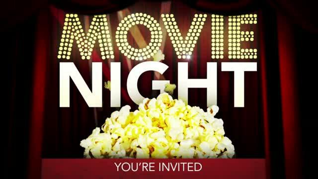 J.A.M. Movie Night